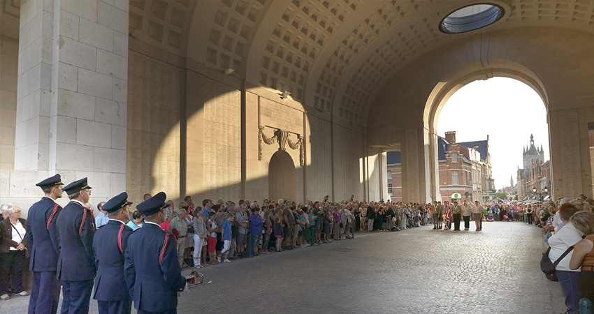 GTI-Tour-Image-WW1-Last-Post-Menin-Gate