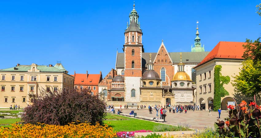 a-GTI-School-Tour-Wawel-Castle